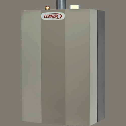 Lennox GWM-IE boiler.