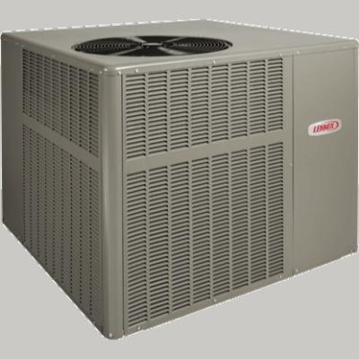 Lennox LRP16HP packaged unit.
