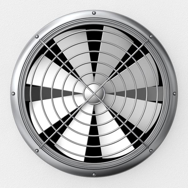 ventilation fan in Austin